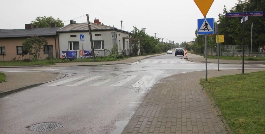 Koluszkowscy kierowcy zapominają, że powinni ustąpić pierwszeństwa