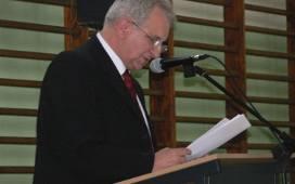Armand Ruta, prezes ŁSM