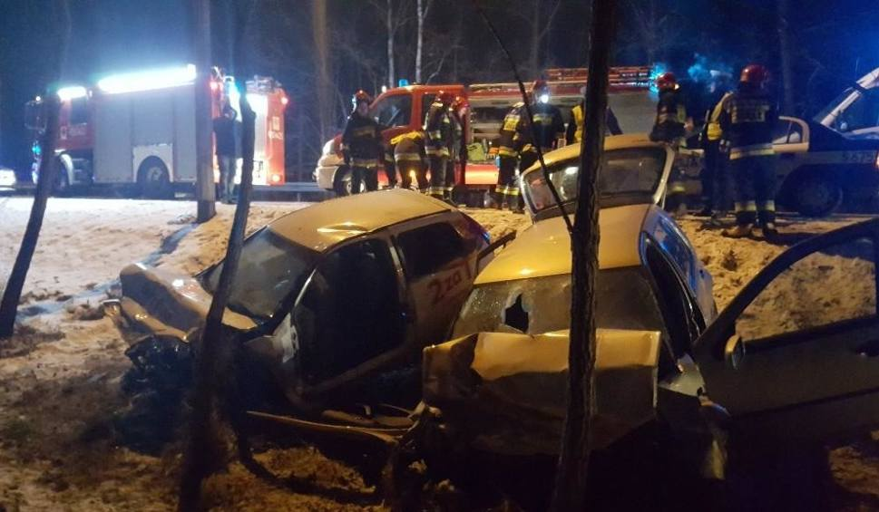 Film do artykułu: Nocny pościg i groźny wypadek w Starachowicach