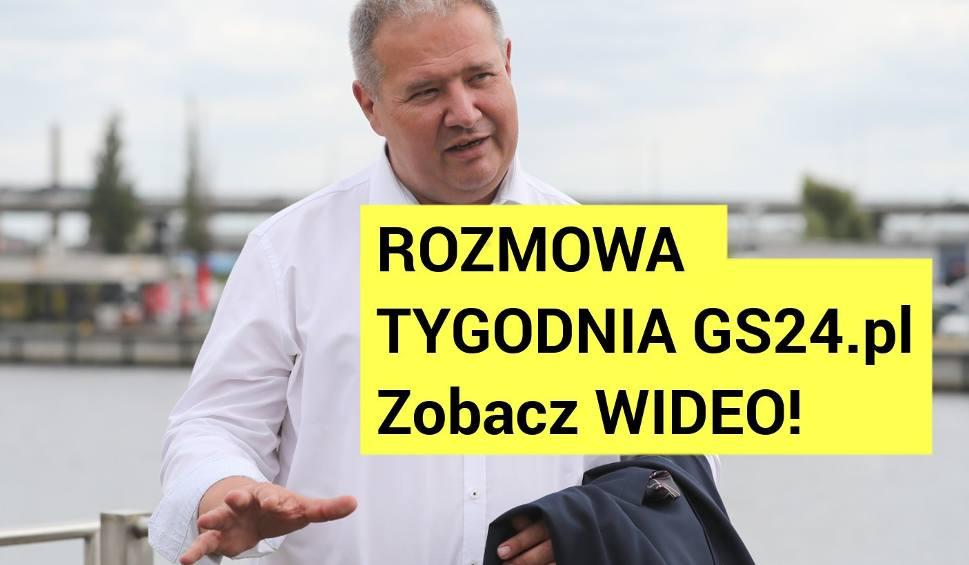 Film do artykułu: Leszek Dobrzyński (PiS): Trzeba przyznać, z promem nam nie wyszło [Rozmowa tygodnia GS24.pl, WIDEO]