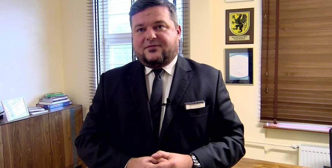 Pojawiły się głosy, że nowym wiceprezydentem może zostać Paweł Orłowski, wicemarszałek województwa