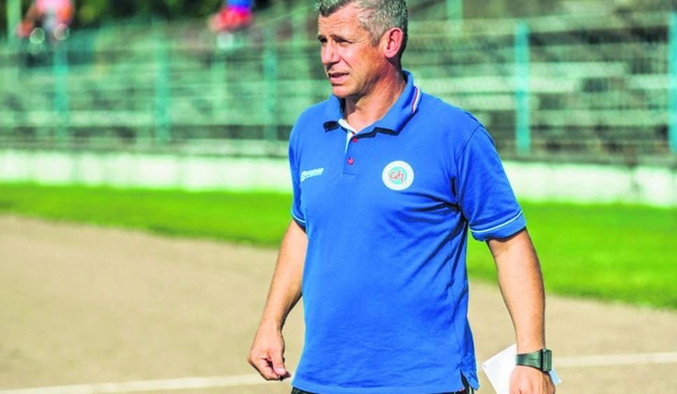 Film do artykułu: Piotr Gruszka nowym trenerem Chojniczanki Chojnice?