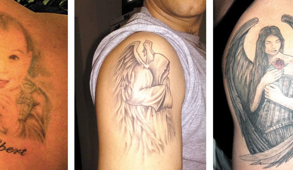 Tatuaż Lata Oto Nasi Zwycięzcy Gk24pl