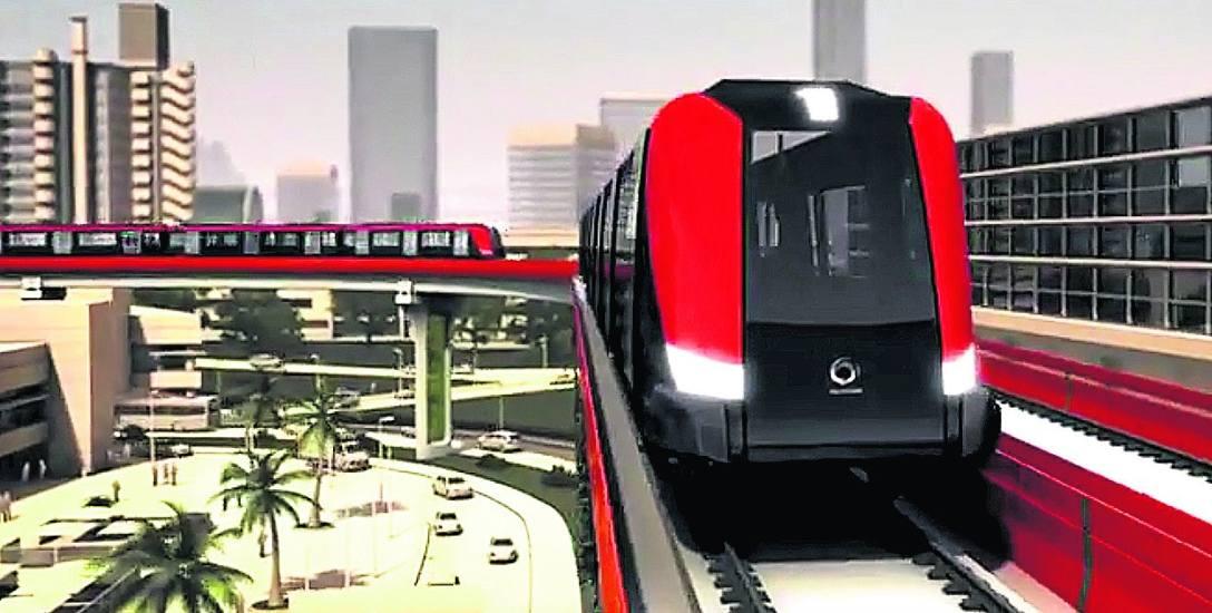 Alstom Konstal Chorzów chce na Śląsku zbudować system metra