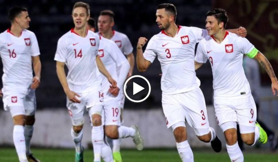 """Film do artykułu: Reprezentacja U21 zagra na Euro 2019. """"Pojechaliśmy do Portugalii po swoje"""""""