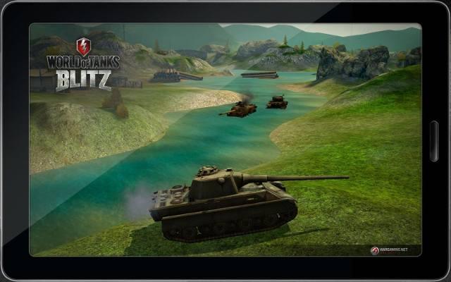 World of Tanks Blitz: Beta testy mobilnych czołgów