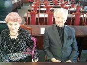 """Pobrali się """"na kredyt"""". Są razem 60 lat! Dziś otrzymali medal [FILM]"""