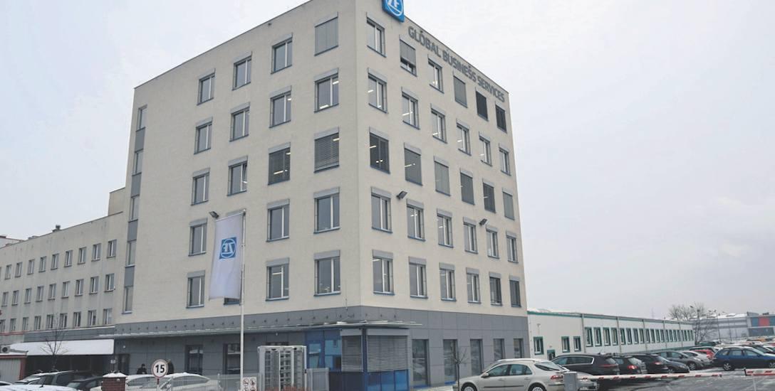 ZF TRW jest największym pracodawcą w mieście i zwiększa zatrudnienie.