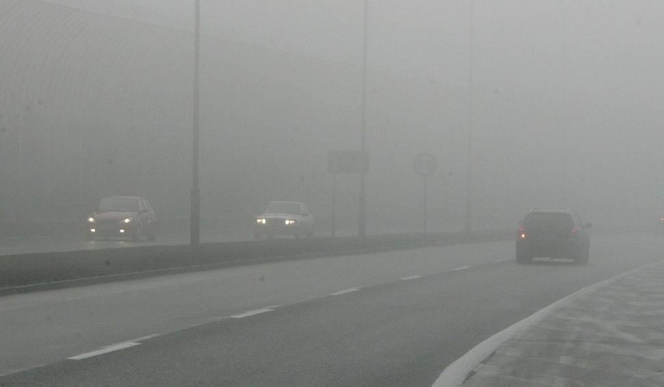 Film do artykułu: Uwaga - na drogach będzie mgła (prognoza pogody)