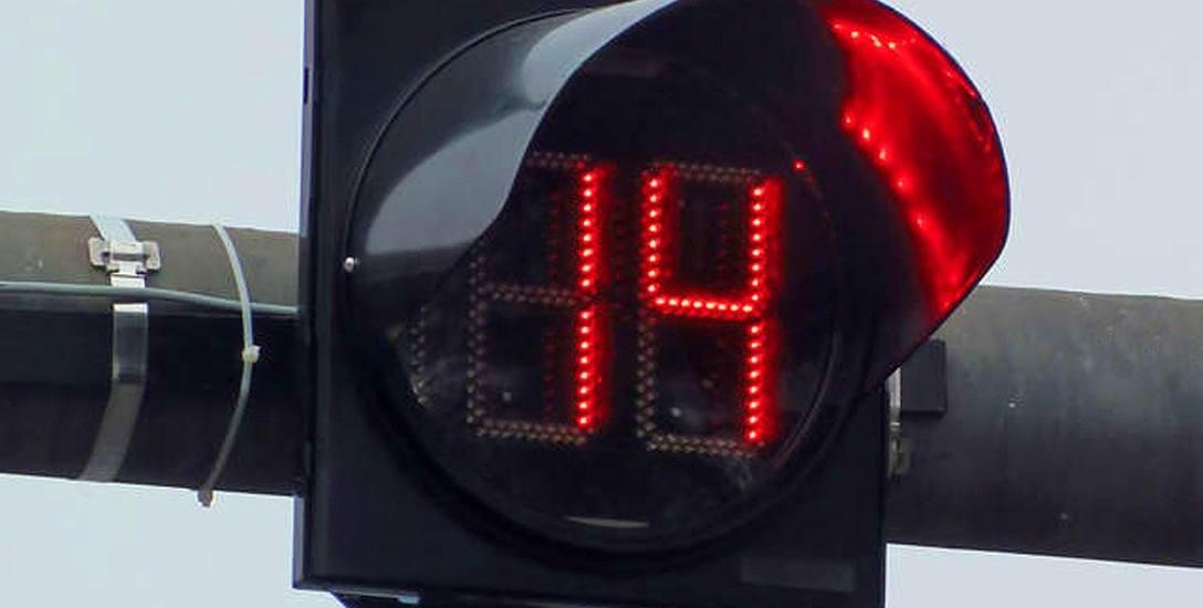 Liczniki czasu na światłach mają wpłynąć na płynność ruchu w Częstochowie