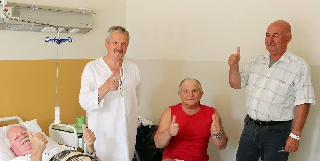 Pierwsi pacjenci po wszczepieniu sztucznego zwieracza cewki moczowej lub taśmy wspomagającej cewkę czują się doskonale