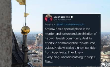"""""""Kraków zajmuje szczególne miejsce w mordowaniu społeczności żydowskiej"""". Skandaliczny wpis byłej ambasador Kanady! [27.02.20]"""