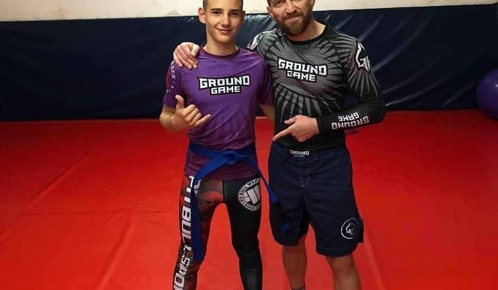 Film do artykułu: Radomianin mistrzem świata w ju-jitsu.  14-latek Alan Wiąk wygrał mistrzostwa w Atenach