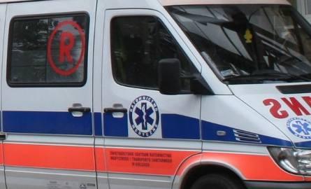 Wypadek w miejscowości Młyny. Jedna osoba nie żyje