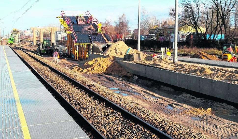 Film do artykułu: Kolej Radom - Warszawa. Budowa linii kolejowej numer 8 znów zagrożona
