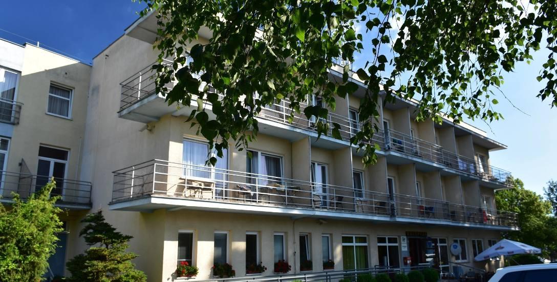 Sanatorium Uzdrowiskowe Kamienny Potok i Hotel Miramar