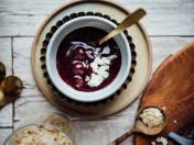 Przepis na pyszny kisiel wiśniowy dla dorosłych