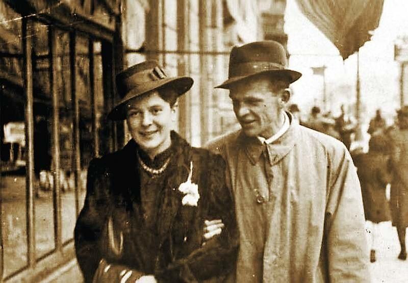 Magdalena i Jerzy Kozarzewscy