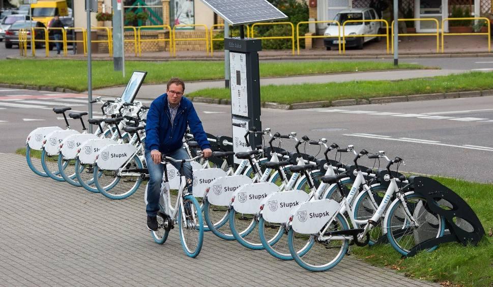 Film do artykułu: Władze Słupska znów prowadzą rozmowy o rowerze miejskim