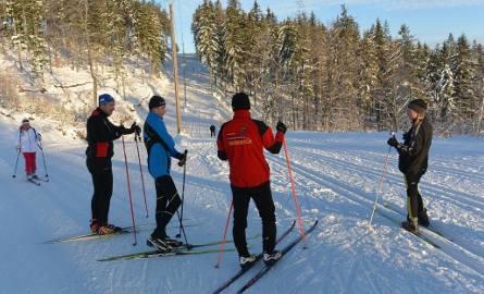 Już teraz trasy na Kubalonce cieszą się dużym powodzeniem wśród narciarzy biegowych