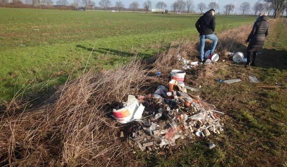 Film do artykułu: Powiat stargardzki. Przybywa dzikich wysypisk śmieci