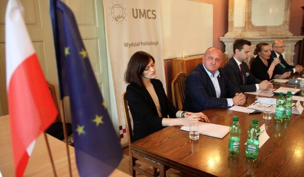 Film do artykułu: Debata Kuriera. Wyborcze starcie kandydatów na prezydenta Lublina (WIDEO, ZDJĘCIA)