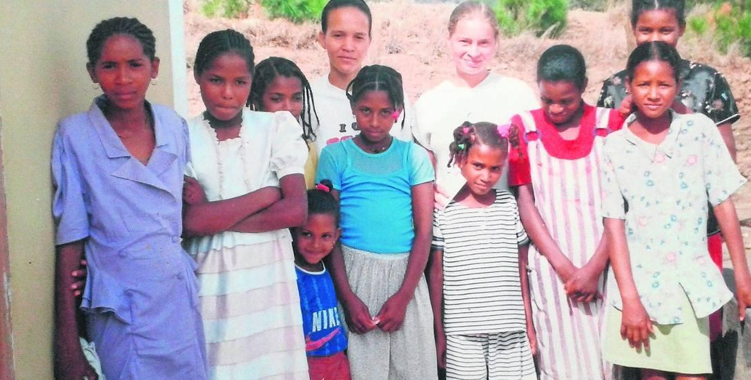 Niezwykłe przeżycia młodej kobiety, która młodość spędziła na Cabo Verde