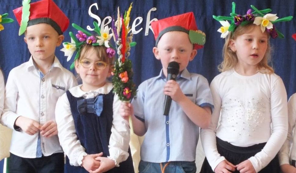 Film do artykułu: Wielkanoc oczami dzieci ze szkoły w Ursynowie