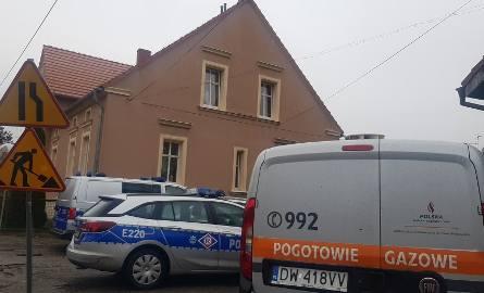 Przez ulatniający się gaz trzeba było ewakuować dzieci z przedszkola w Raculi.
