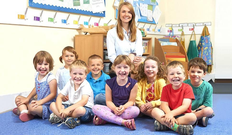 PRZEDSZKOLE NA MEDAL Najlepsze przedszkola i nauczycielki, najsympatyczniejsze grupy maluchów - zgłoś swoich kandydatów!