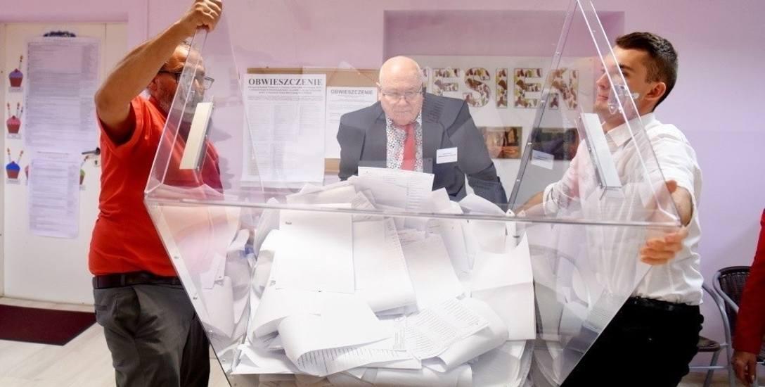 Wybory 2019. Do parlamentu wysyłamy czworo debiutantów