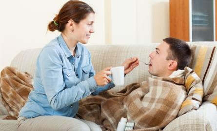 """Zjawisko """"męskiej grypy"""", czy istnieje na prawdę?"""