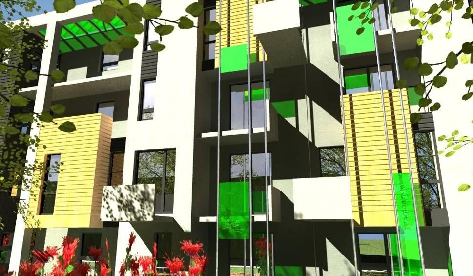 Film do artykułu: Mieszkania nad jeziorem Dąbie. Startuje budowa osiedla [ZDJĘCIA]