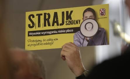 Strajk nauczycieli 2019. Czy przyłączą się nauczyciele z Ostrołęki i powiatu ostrołęckiego? Wyniki referendum strajkowego