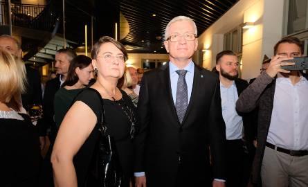 Prezydent Jacek Jaśkowiak wygrał w pierwszej turze wyborów