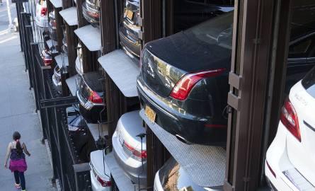 Parkingi mechaniczne to częste rozwiązanie w Europie. W Łodzi takie parkingi mogą funkcjonować już w przyszłym roku