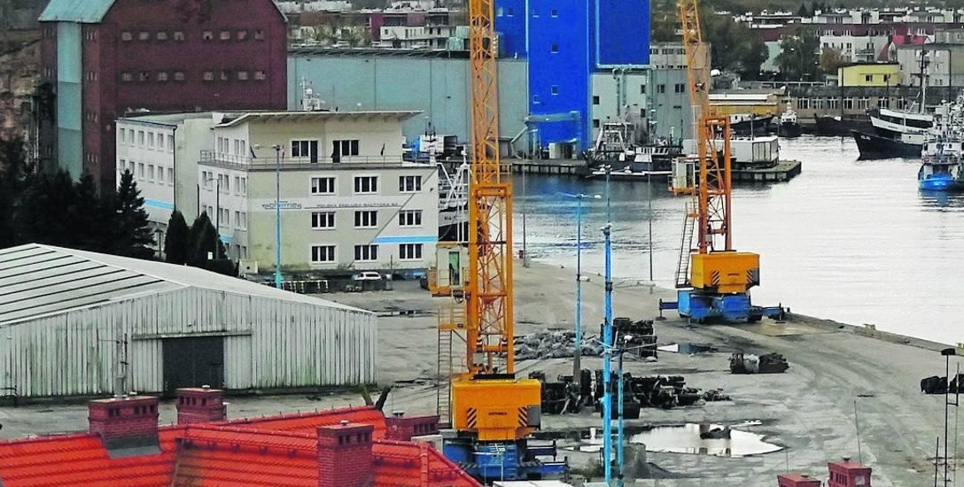 Potencjał kołobrzeskiego portu oceniany jest na milion ton przeładowanych ładunków rocznie