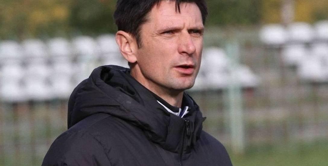 Tadeusz Krawiec, nowy trener piłkarzy Stali Rzeszów: Nikomu w klubie nie obiecałem awansu do 2 ligi