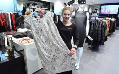 Sukienkę z firmy Taranko miała na sobie sama Anna Lewandowska. Teraz klientki pytają o nią najczęściej.