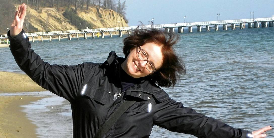 """Magda Małkowska, autorka książki """"Czary mamy"""". Jej prezentacja odbędzie się w poniedziałek"""