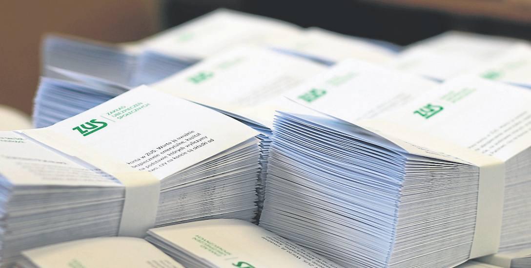Wkrótce otrzymasz list z ZUS-u i dowiesz się,  jaka może być twoja przyszła emerytura