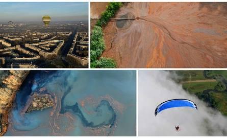 Tak wygląda Nowa Huta. Zobacz niesamowite zdjęcia z lotu ptaka