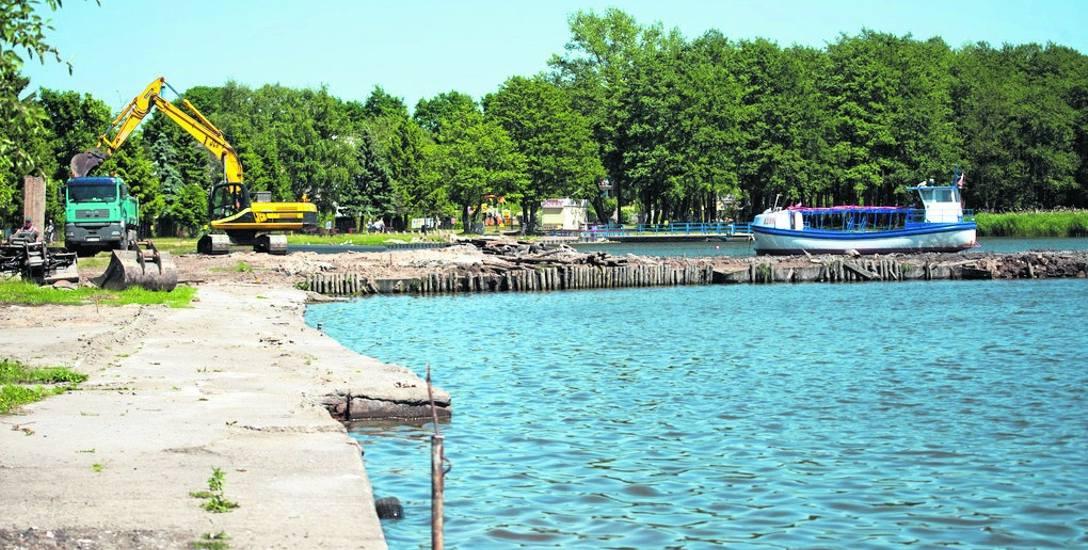 Centrum Sportów Wodnych będzie gotowe w tym roku