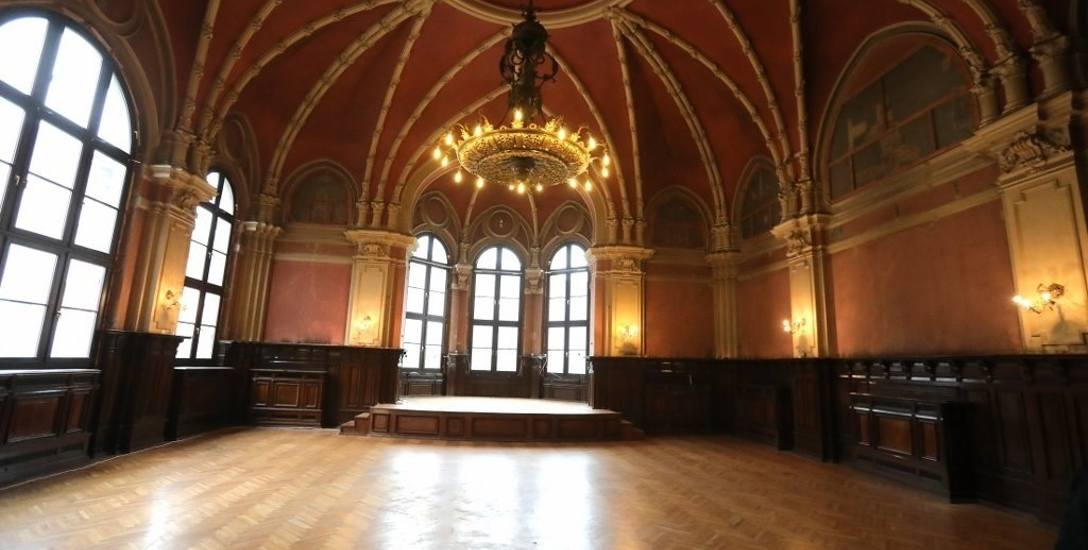 Dawny Pałac Ziemstwa Pomorskiego