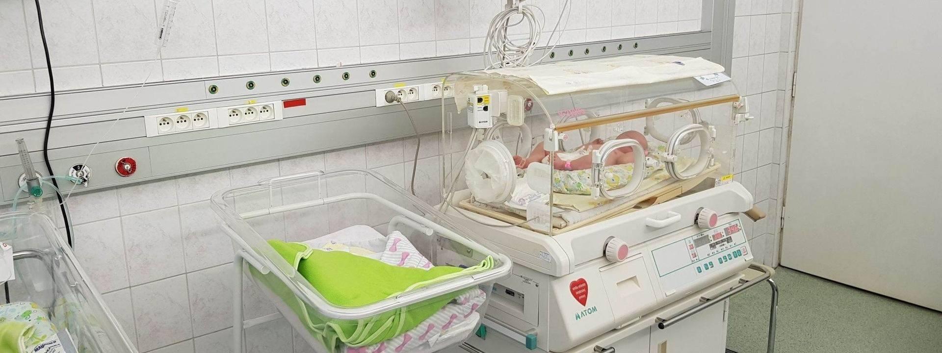 Zostawiono noworodka w Oknie Życia w Rzeszowie. Chłopczyk jest zdrowy i otrzymał imię Jacek