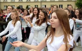 FISHMOB 2016 - Jasło tańczy dla Jana Pawła II