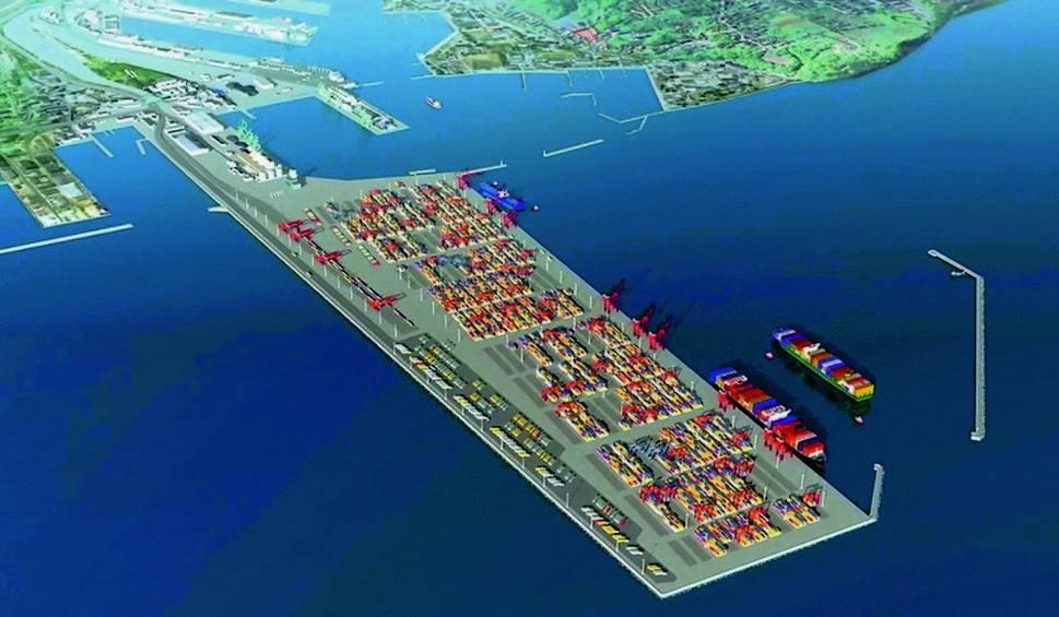 Film do artykułu: Port Gdynia. Gdyński port podsumował rok ubiegły i przygotowuje się do pokaźnych inwestycji