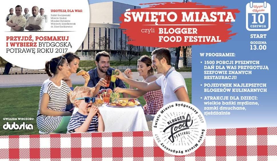 Film do artykułu: Blogger Food Festival. Wybieramy bydgoską potrawę roku
