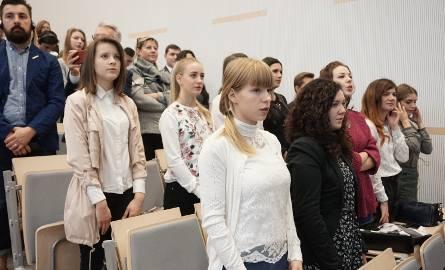 Inauguracja roku akademickiego 2017/2018 w Łodzi [ZDJĘCIA]