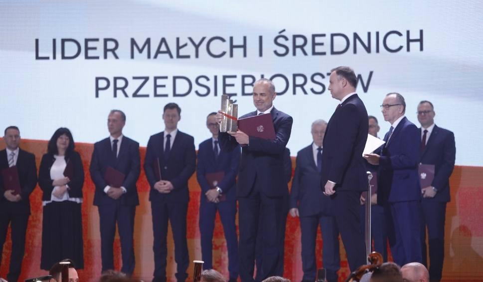 Film do artykułu: Kongres 590. Znamy laureatów Nagrody Gospodarczej Prezydenta RP - wśród nich podkarpacki Ultratech